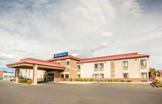 Widok zewnętrzny Comfort Inn at Buffalo Bill Village Resort