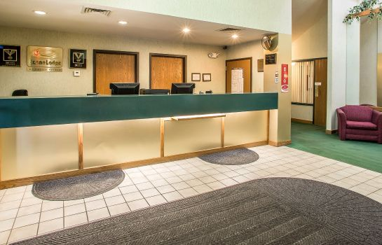 Hall Econo Lodge Rothschild