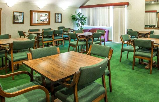 Restaurant Econo Lodge Rothschild