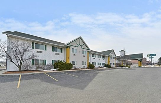 Vista esterna Quality Inn & Suites Stoughton - Madison South