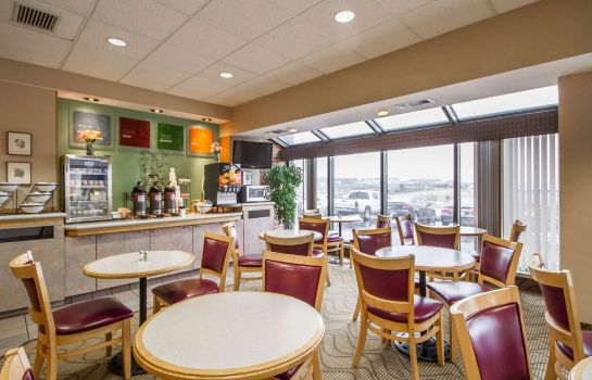 Restaurante Comfort Inn & Suites Madison - Airport