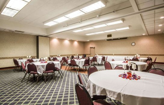 Sala de reuniones Comfort Inn & Suites Madison - Airport