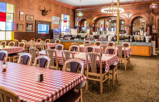 Restaurant Comfort Inn at Buffalo Bill Village Resort