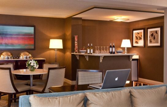 Hotelhal Crowne Plaza ATLANTA-AIRPORT