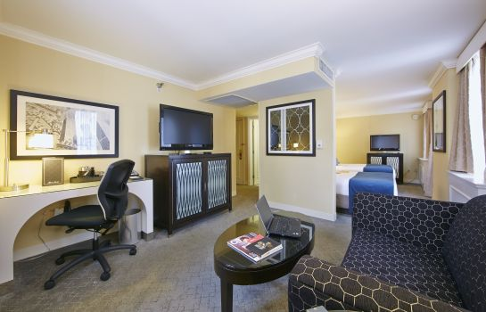 Room Warwick Allerton - Chicago