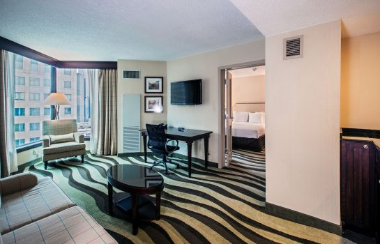 Suite Crowne Plaza DETROIT DOWNTOWN RIVERFRONT