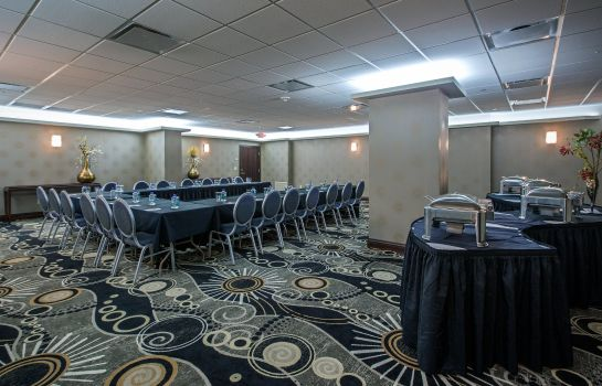 Sala de reuniones Crowne Plaza DETROIT DOWNTOWN RIVERFRONT