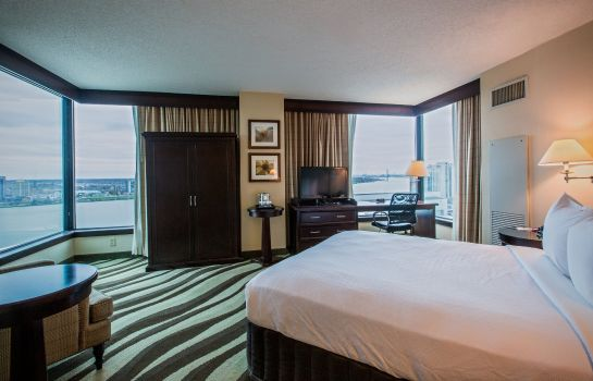 Kamers Crowne Plaza DETROIT DOWNTOWN RIVERFRONT