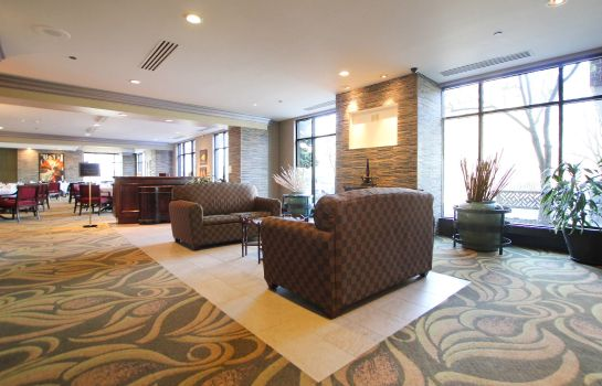 Lobby Holiday Inn MINNEAPOLIS AIRPORT SE - EAGAN