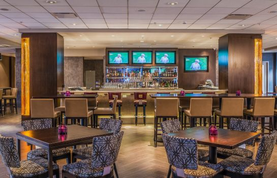Hotel bar Crowne Plaza LOS ANGELES AIRPORT