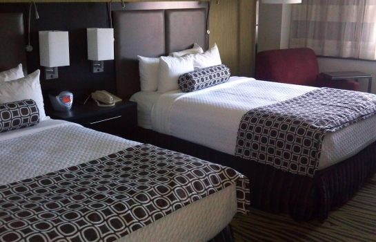 Chambre Crowne Plaza LOS ANGELES AIRPORT