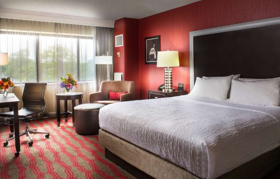 Double room (superior) LaGuardia Plaza Hotel