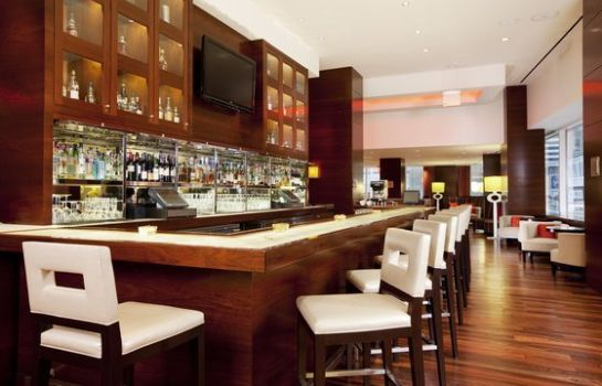 Bar del hotel Crowne Plaza TIMES SQUARE MANHATTAN