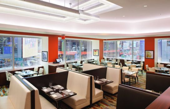 Restaurante Crowne Plaza TIMES SQUARE MANHATTAN