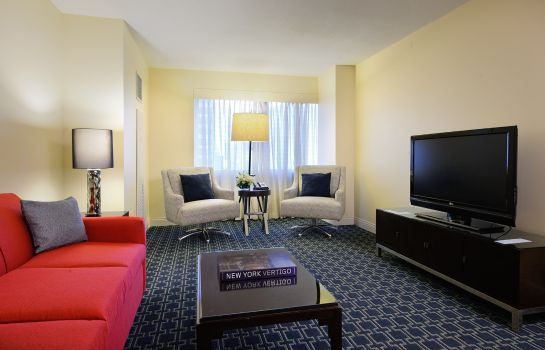 Suite Crowne Plaza TIMES SQUARE MANHATTAN