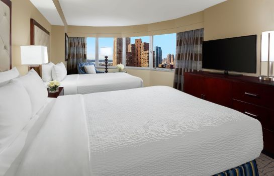 Chambre Crowne Plaza TIMES SQUARE MANHATTAN
