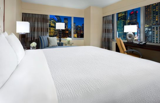 Zimmer Crowne Plaza TIMES SQUARE MANHATTAN