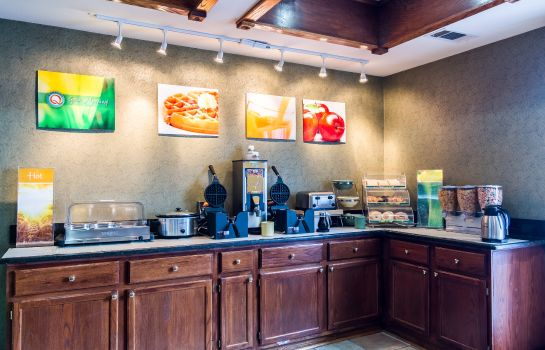 Restaurant Quality Suites Maumelle - Little Rock NW