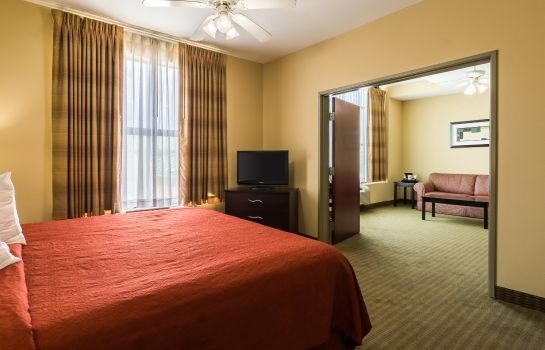 Suite Quality Suites Maumelle - Little Rock NW