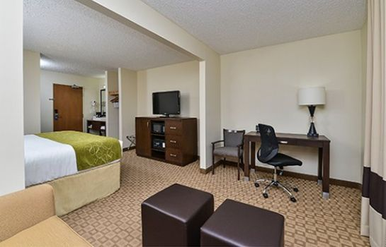 Info Comfort Suites at Tucson Mall