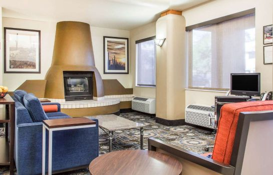 Hotelhalle Comfort Suites Old Town Scottsdale