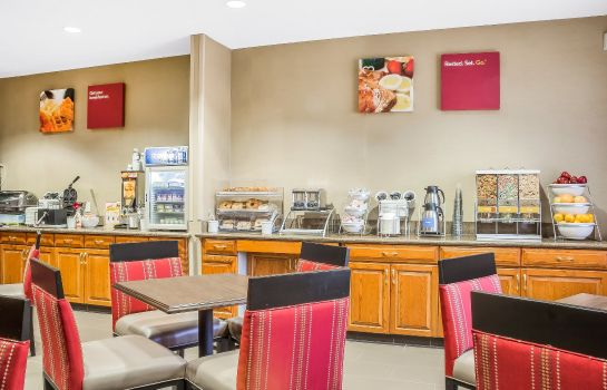 Restaurant Comfort Suites Old Town Scottsdale