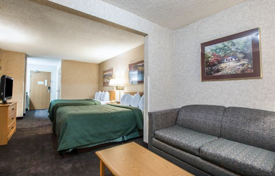 Zimmer Quality Suites San Diego Otay Mesa