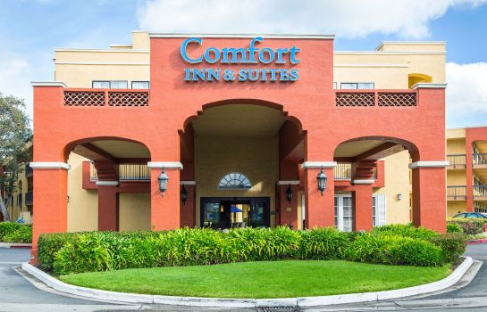Außenansicht Comfort Inn & Suites San Francisco Airport North