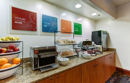Restaurant Comfort Inn & Suites San Francisco Airport North