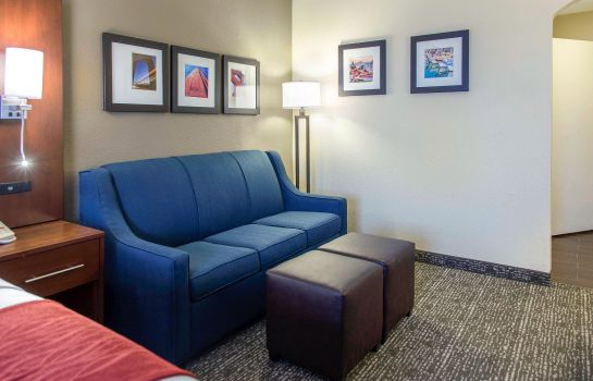 Suite Comfort Inn & Suites San Francisco Airport North