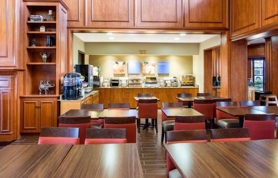 Info Comfort Inn & Suites San Francisco Airport North