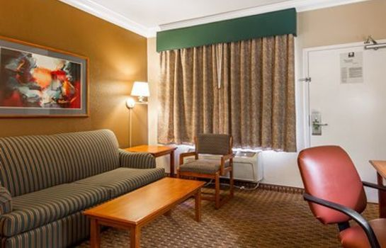 Zimmer Comfort Inn & Suites San Francisco Airport North