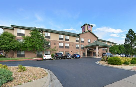 Außenansicht Quality Inn & Suites Denver North - Westminster