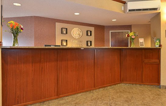 Hotelhalle Quality Inn & Suites Denver North - Westminster