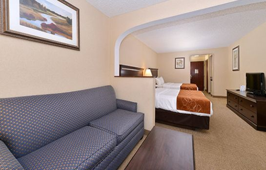 Suite Quality Inn & Suites Denver North - Westminster