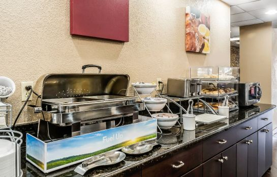 Restaurant Comfort Suites Tallahassee Downtown
