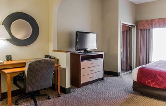 Suite Comfort Suites Tallahassee Downtown