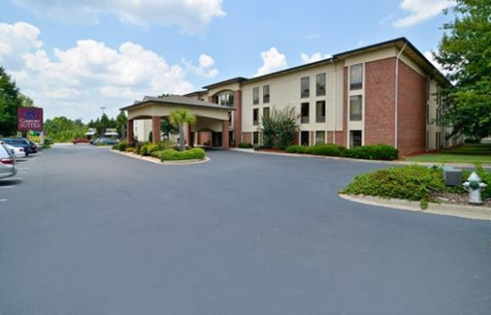 Außenansicht GA  Alpharetta Country Inn and Suites By Carlson