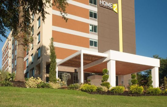 Außenansicht Home2 Suites by Hilton Atlanta Perimeter Center
