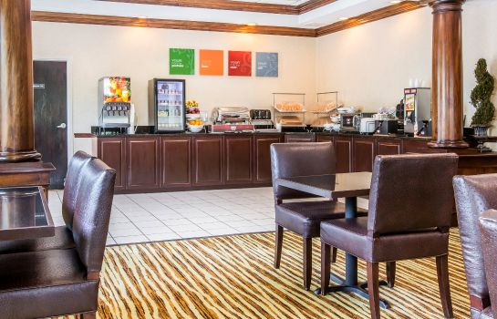 Restaurant Comfort Suites Perimeter Center