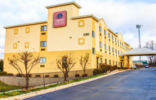 Exterior view Comfort Suites Lombard - Addison