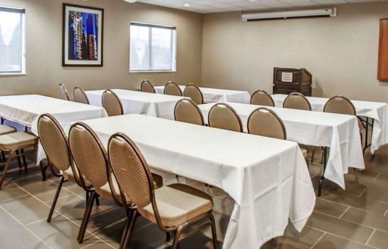 Conference room Comfort Suites Lombard - Addison