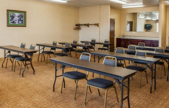 Conference room Comfort Suites NE Indianapolis Fishers