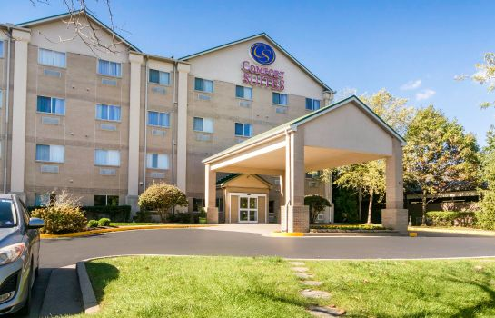 Außenansicht Comfort Suites Lexington