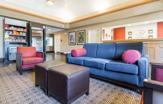 Hotelhalle Comfort Suites Lexington