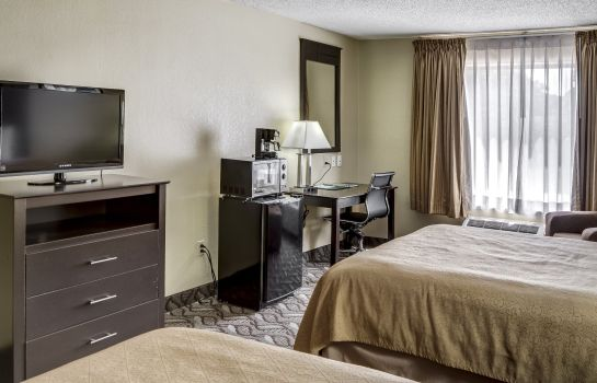 Zimmer Quality Suites Baton Rouge