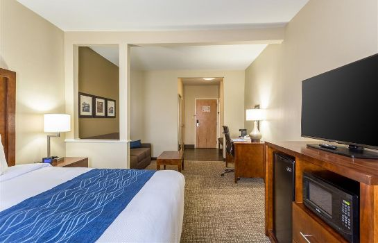 Suite Comfort Inn and Suites Airport