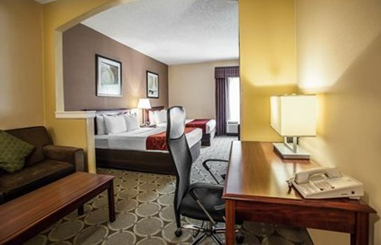 Suite Comfort Suites North Brunswick