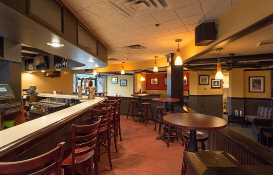 Hotel bar Comfort Suites Allentown