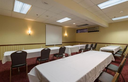Conference room Comfort Suites Allentown